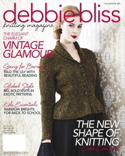 Debbie Bliss Magazine Ebay
