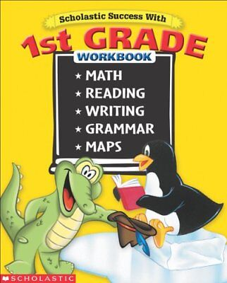 Scholastic Success With  1St Grade Workbook  Math