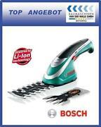 Bosch Strauchschere