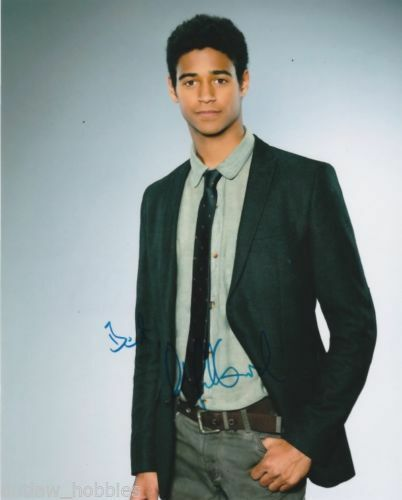 Alfred Alfie Enoch How to Get Away With Autographed Signed 8x10 Photo COA
