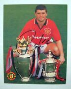 Manchester United Autographs