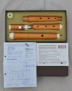 Boxwood Flute