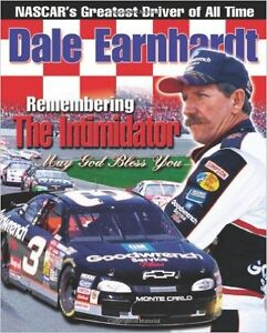 TRIBUTE TO DALE EARNHARDT THE INTIMIDATOR MAGAZINE 2001 London Ontario image 1
