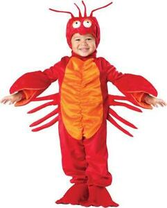 Kids Lobster Costume  sc 1 st  eBay & Lobster Costume | eBay