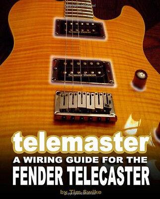 Guitar Electronics Wiring Guide Diagram for Fender Telecaster ...