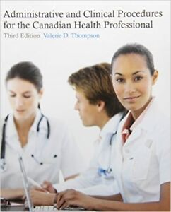 Administrative and Clinical Office Procedures Textbook
