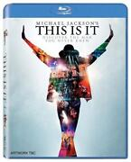 Michael Jackson Blu Ray