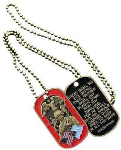 Soldier Dog Tags