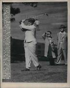 Babe Ruth Press Photo