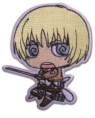 Attack On Titan Chibi Armin Sd Iron On Cute Patch New And Sealed