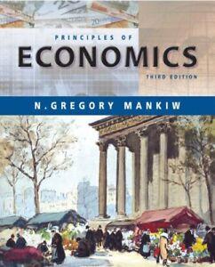Principles of economics textbooks education ebay principles of economics fandeluxe Image collections