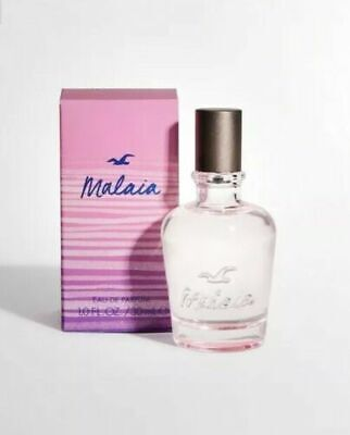 NEW Hollister By Abercrombie Women's Malaia Perfume Eau De Parfum 1.0 oz/30ml