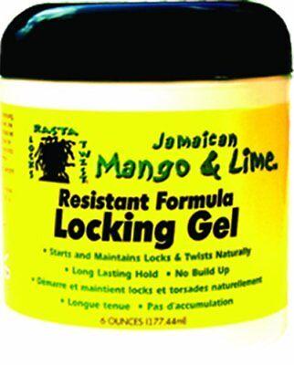Jamaican Mango & Lime - Resistant Formula Locking Gel - 177.44ml