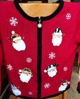 Bechamel Christmas Cardigans for Women