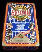 1992 Upper Deck Box