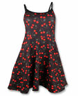 Pin-Up Rayon Dresses for Women