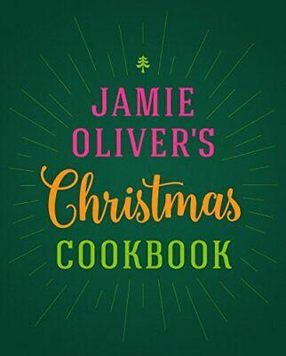 Jamie Olivers Christmas Cookbook, Oliver, Jamie, Used; Good Book