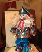 Porcelain Clown Doll
