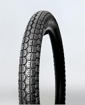 2.50-18 rigato ORIGINALI Italian Classic Tire ICT pneumatico moto epoca