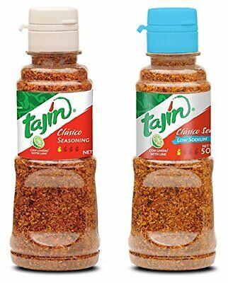BRAND NEW Tajin Clasico Seasoning, 5 Ounce (Pack of 2) PICK FLAVOR