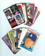 Don Mattingly Baseball Card Lot