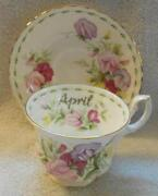 Royal Albert April