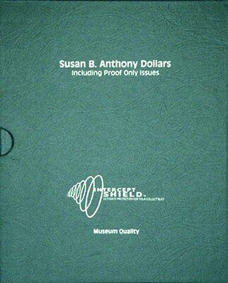 INTERCEPT SHIELD ALBUM 170   S.B.A. DOLLARS 1979 1999