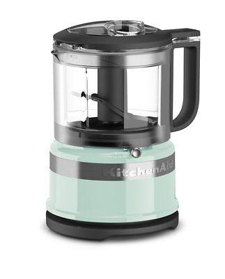 KitchenAid RKFC3516 3.5Cup Mini Food Chopper Processor Quick Chop, Mix and Puree