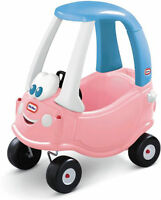 Little Tikes Princess Cozy Coupe Toy Outdoor Kids Ride On Tricyc
