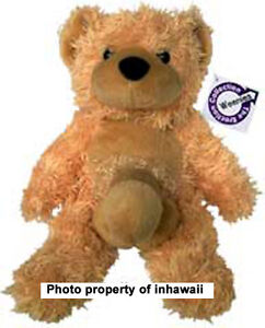 TED E. BARE stuffed animal from Weenie Babies/Weenies Erection Collection NEW!