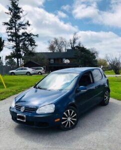 2008 Volkswagen Rabbit 2.5