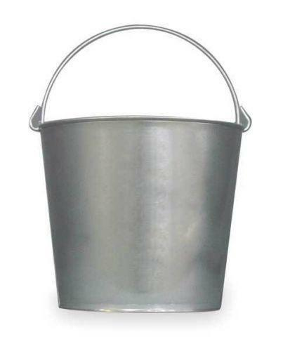 Galvanized steel bucket ebay for Galvanized well bucket