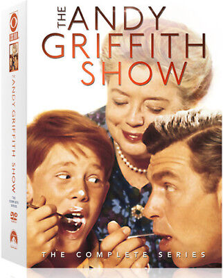 The Andy Griffith Show: The Complete Series [New DVD] Boxed Set, Gift Set, Sli