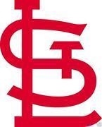 STL Cardinals Decal