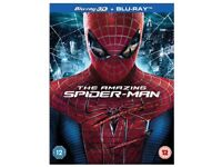 The amazing Spider-Man Blu Ray - Good condition