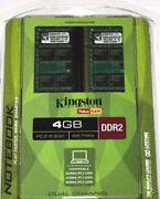 Kingston 4GB DDR2