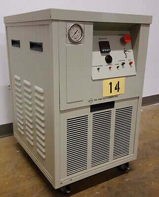 Tek Temp Tkd200 5118tl Air Cooled Refrigerated Recirculating Water Chiller