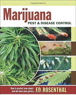 Plant Disease Controls (Marijuana Pest and Disease Control: How to Protect Your Plants and Win Back Your)