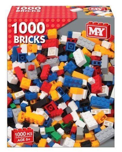 Lego Bricks 1000 | eBay