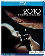 2010 The Year We Make Contact Blu Ray