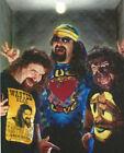 Mick Foley Wrestling Photos