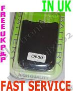Samsung D500 Battery