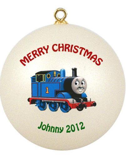 Thomas The Train Christmas Ornament | eBay