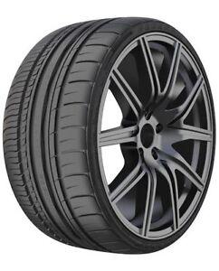 (2) NEW 285/35ZR19 FEDERAL 595 RPM 99Y XL TIRE 285/35/19 595RPM 2853519