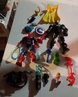 Marvel Mixed Lot Mixed Lot Comic Book Hero Action Figures