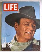 Life Magazine John Wayne