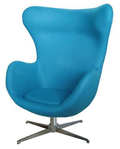 Arne jacobsen egg chair ebay for Egg chair nachbildung