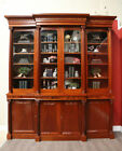 Cedar Bookshelves