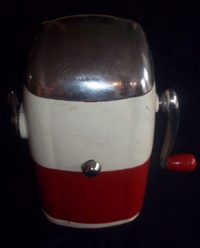 Vintage Ice O Matic Ebay