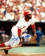 Joe Morgan Autograph